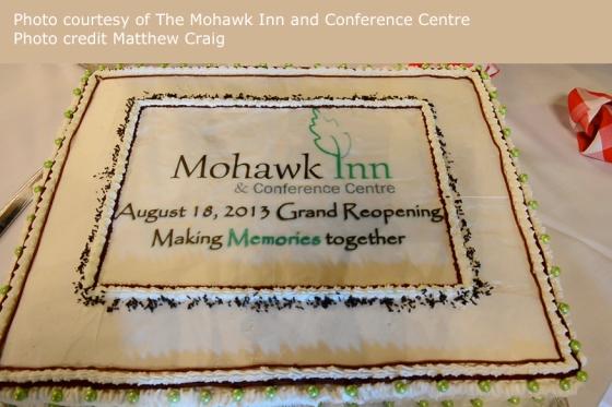 Grand Opening Cake credited